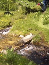 Randonnée en pleine nature dans les Hautes-Alpes